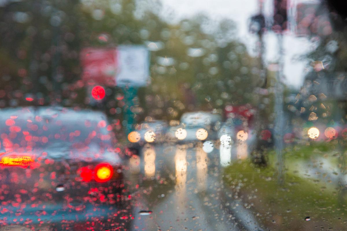 в городе дождь - Дмитрий Карышев