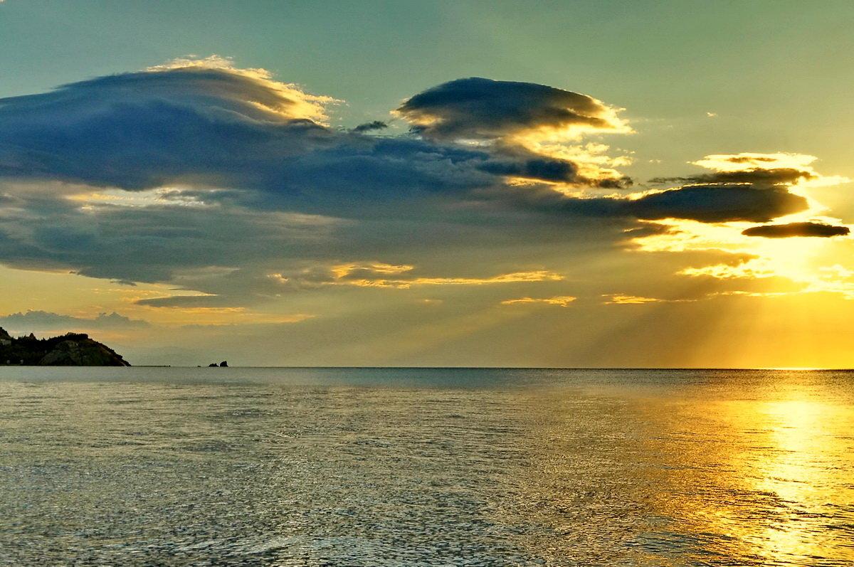 Море в Крыму - Vladimir Lisunov