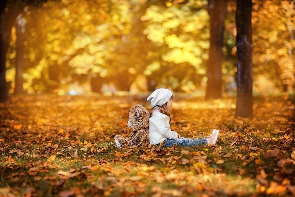 Осень с другом - Виктория Дубровская