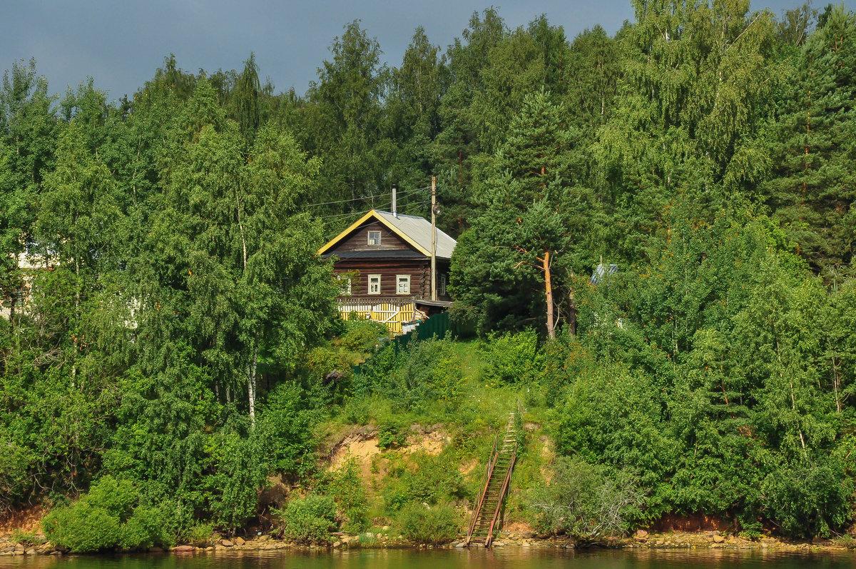 Дом на берегу реки - Сергей Тагиров
