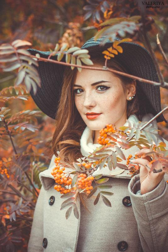 Осенние краски - Валерия Photo