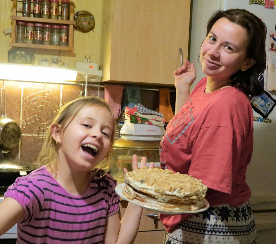 торт в подарок - Владимир