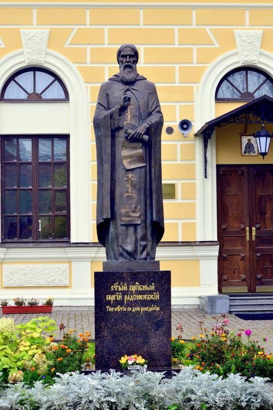Церковь преподобного Серафима Саровского  /3/ - Сергей