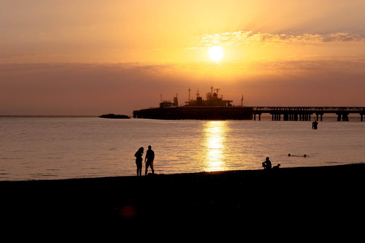Черное море - Олег