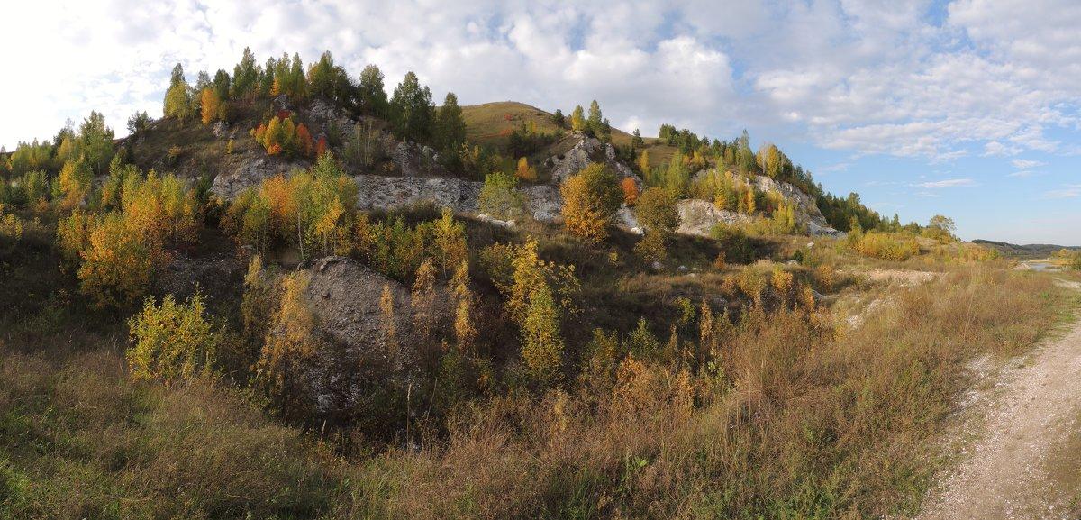 осень на сылве - Константин Трапезников
