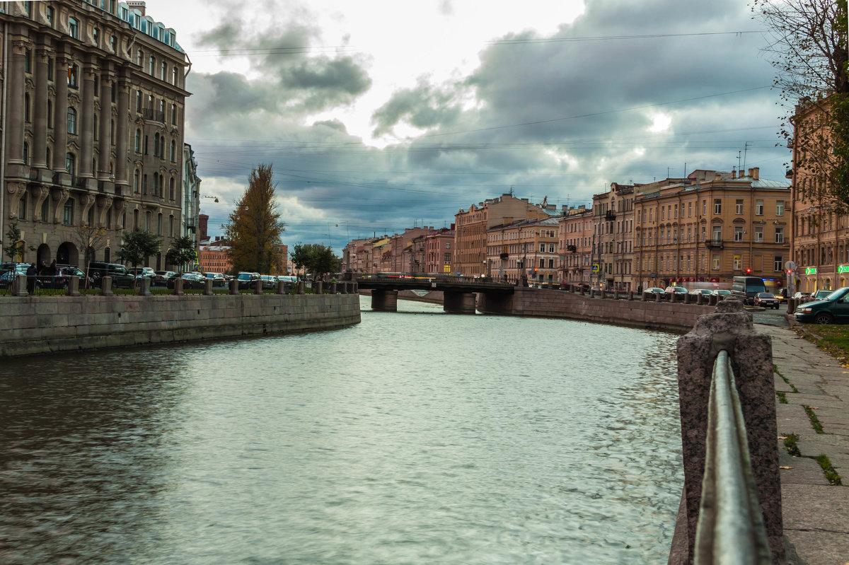 Осенний Петербург - Валерий Смирнов