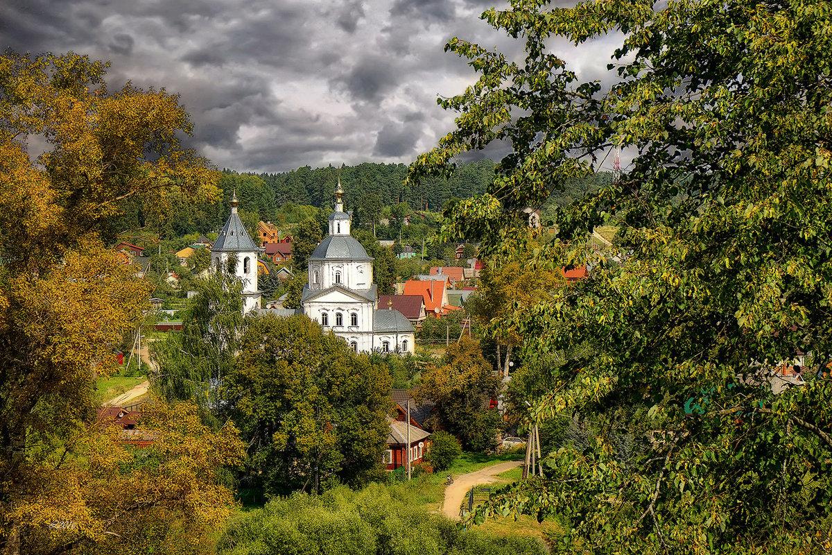 Богоявленская церковь - mila