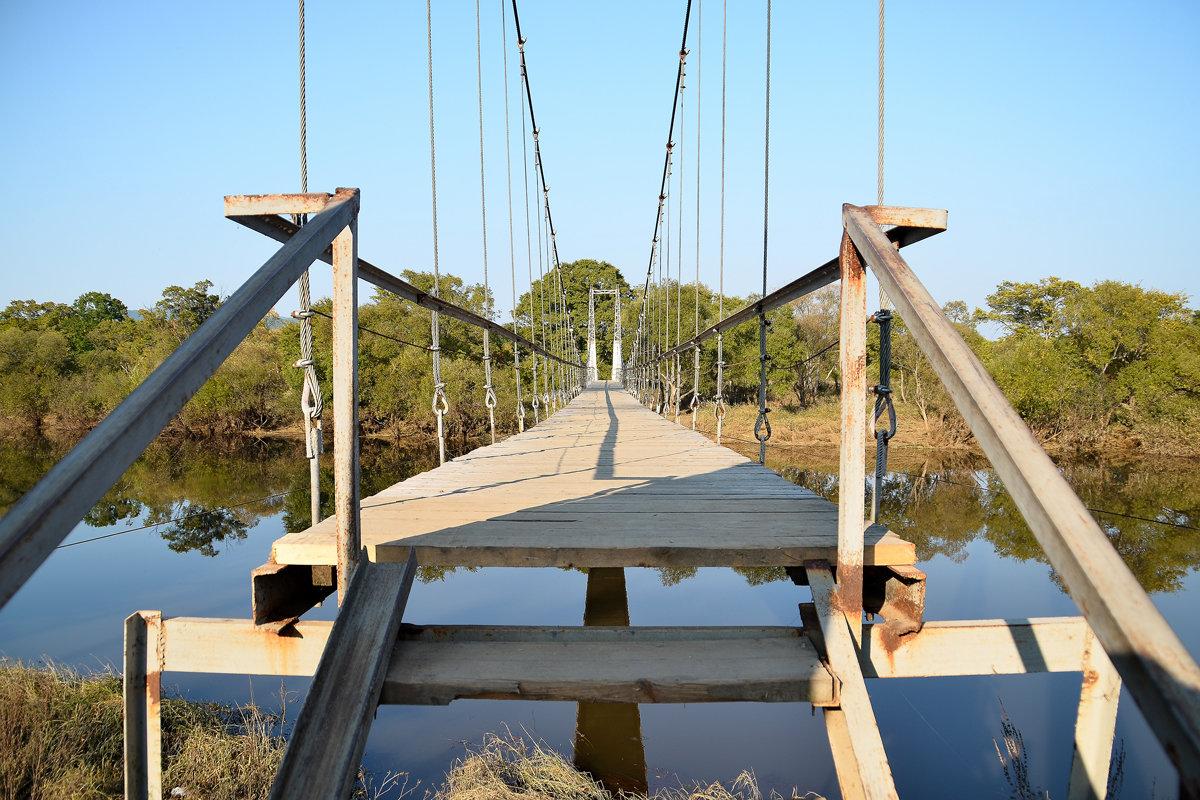 Мост подвесной - Александр Морозов