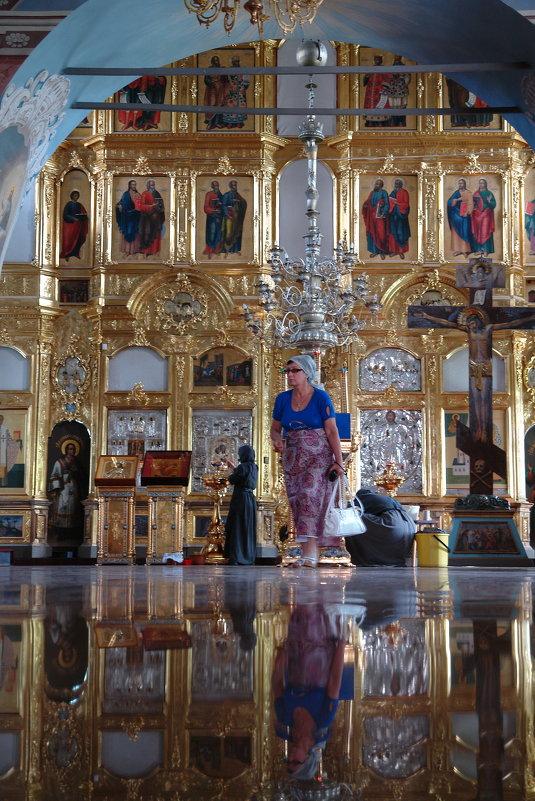 Годеново Храм животворящего креста - Владимир