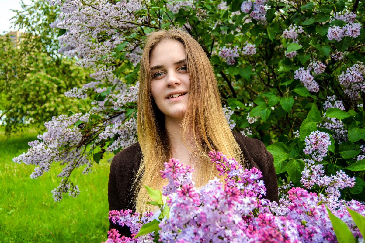 весенняя улыбка - Света Кондрашова