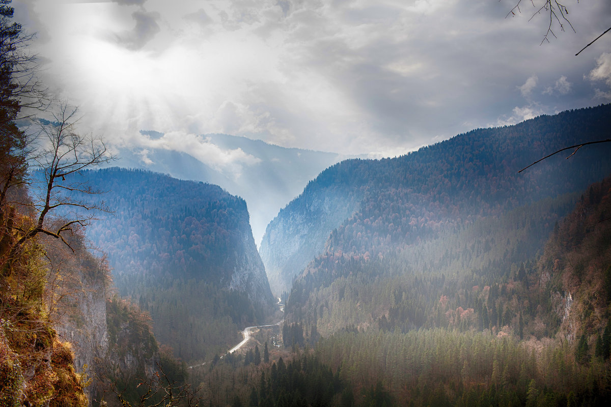 горы - Оксана