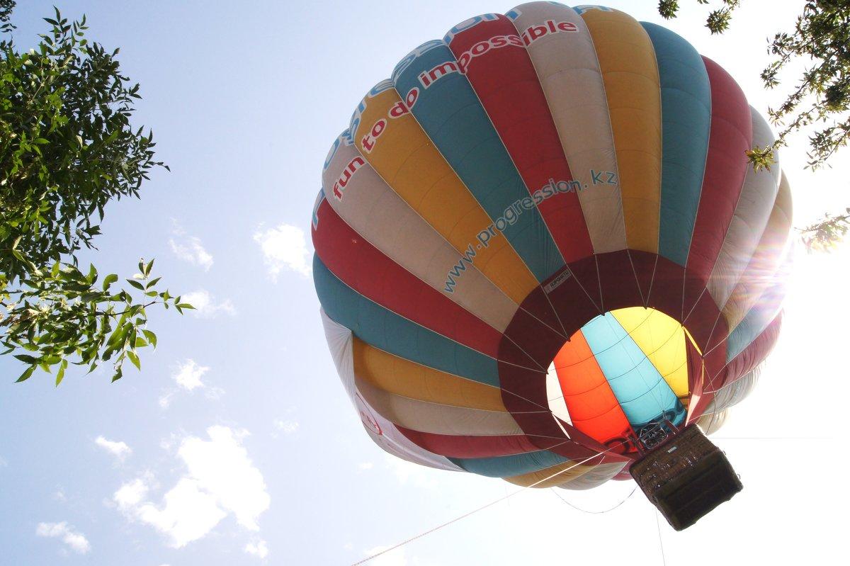 Воздушный шар - Наташа Федорова