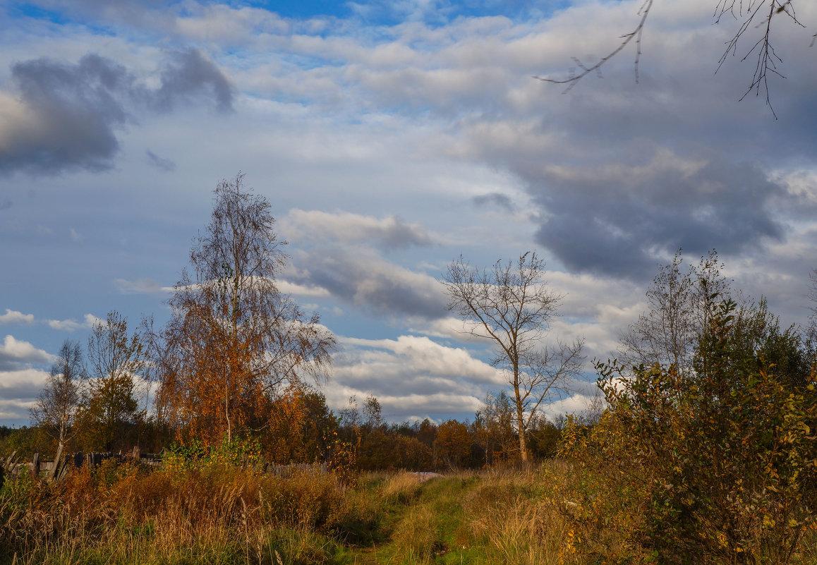 Осень в деревне - Анатолий