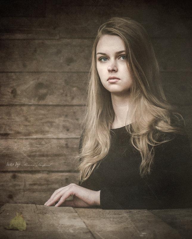 Осенний портрет... - Роман Шафовал