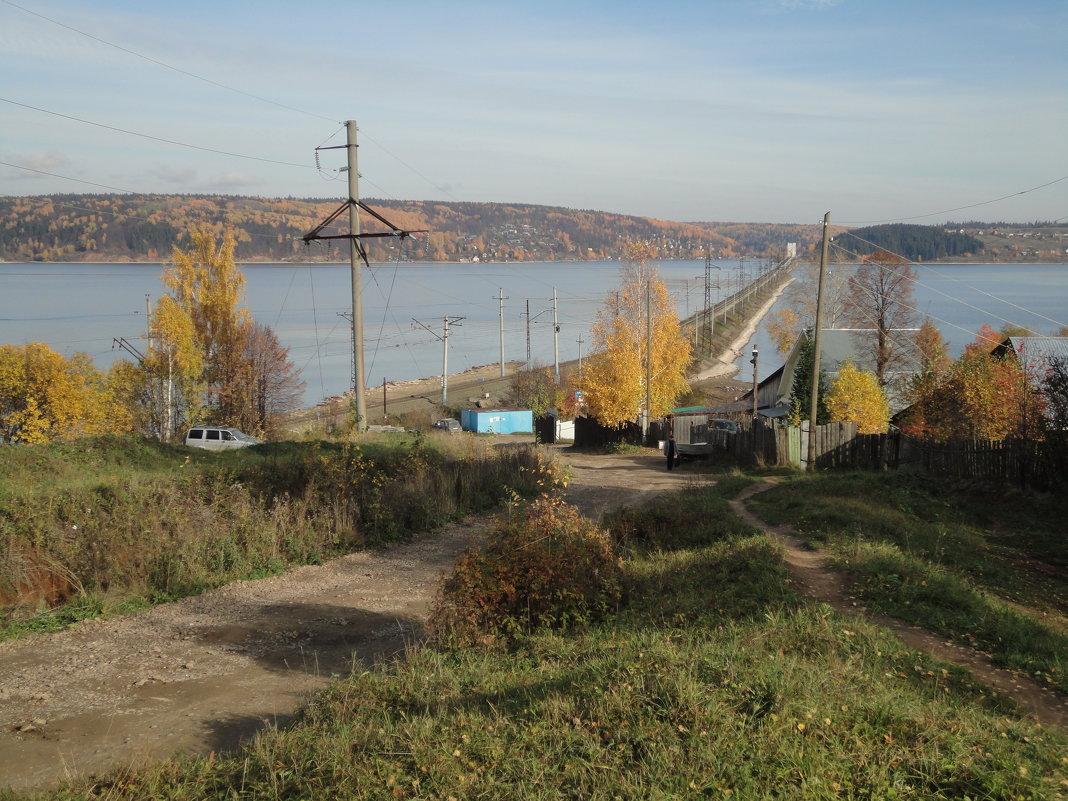 Осень на реке Сылве - Валерий Конев