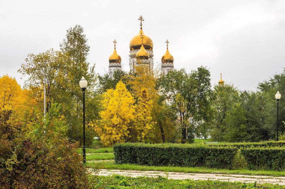 Городские зарисовки - Анатолий Казанцев