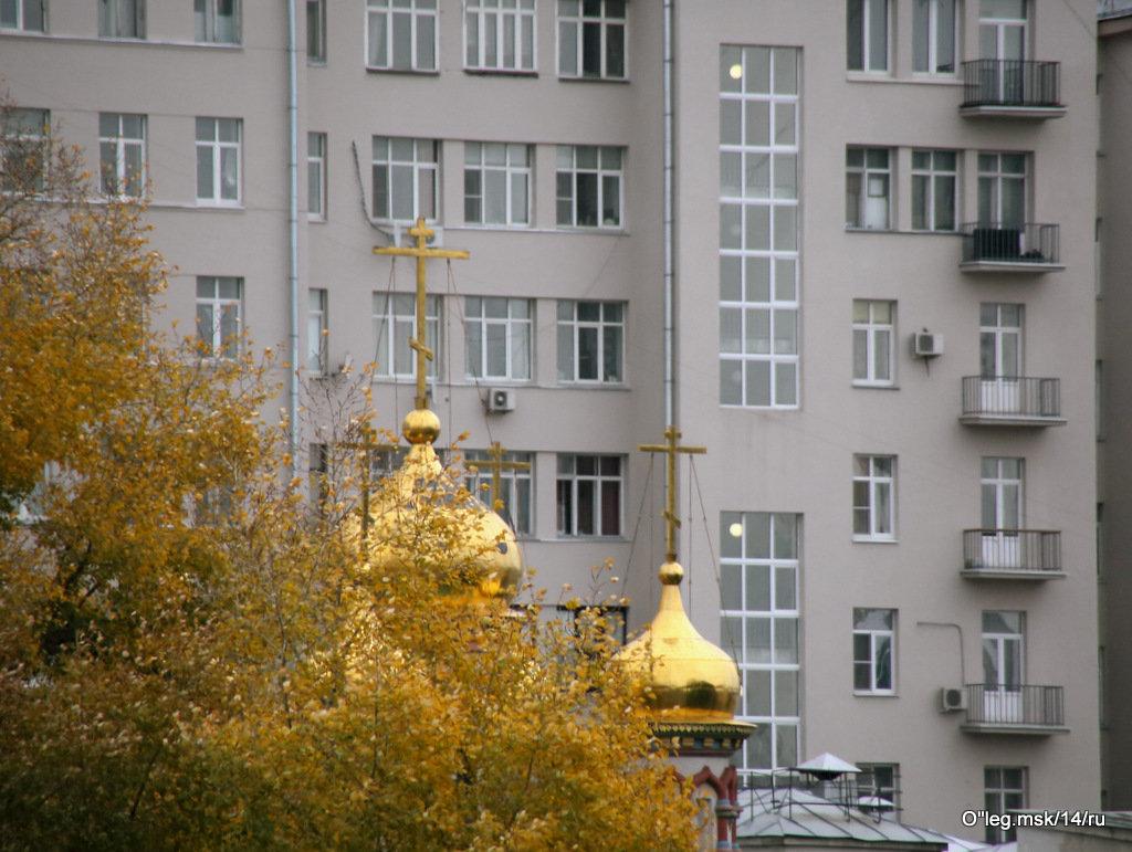 ритмы города-золото осени - Олег Лукьянов