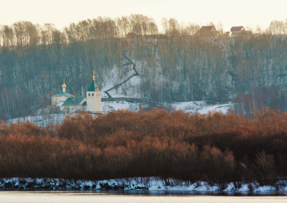 Дудин монастырь. - Николай Масляев