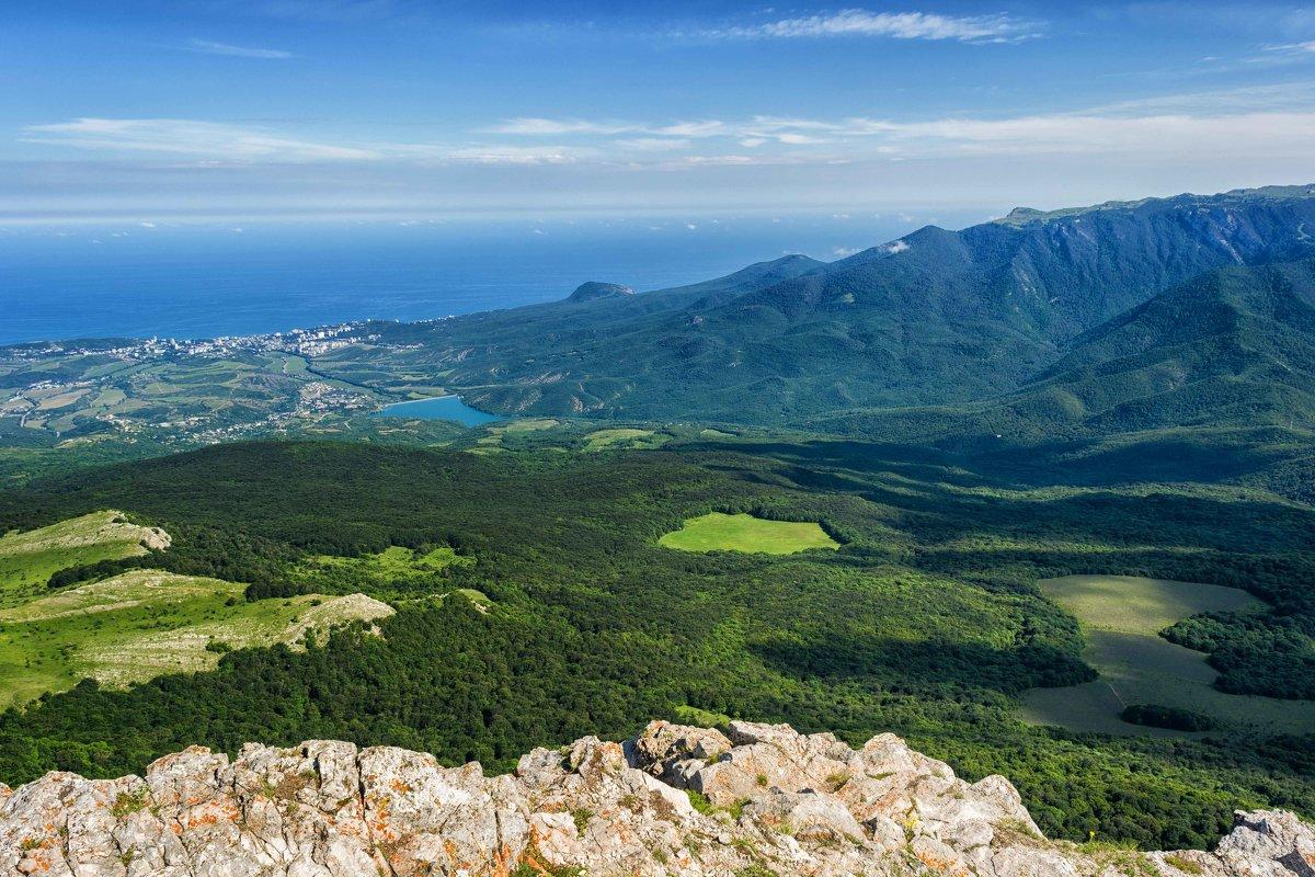 Крымские горы - Ольга