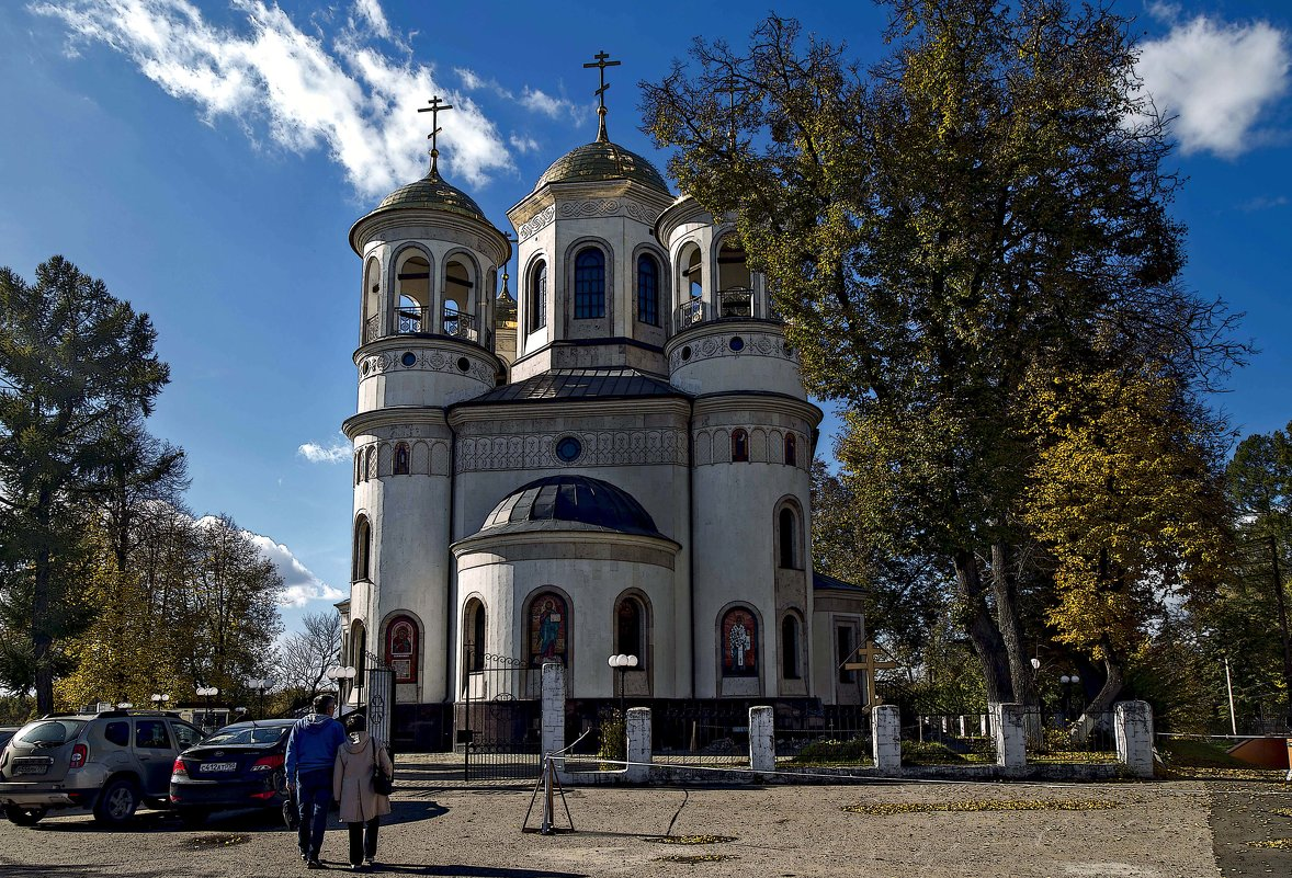 Храм Александра Невского - Viacheslav Birukov