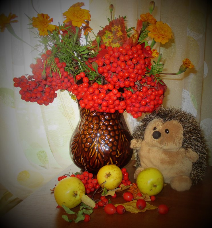 Осенний натюрморт. - Valentina