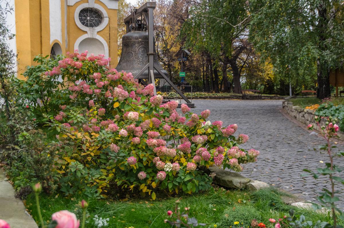 Новоспасский монастырь - Лариса *