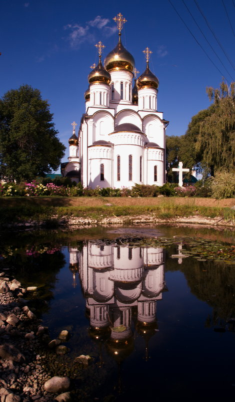 Переславль. Отражение - Александра