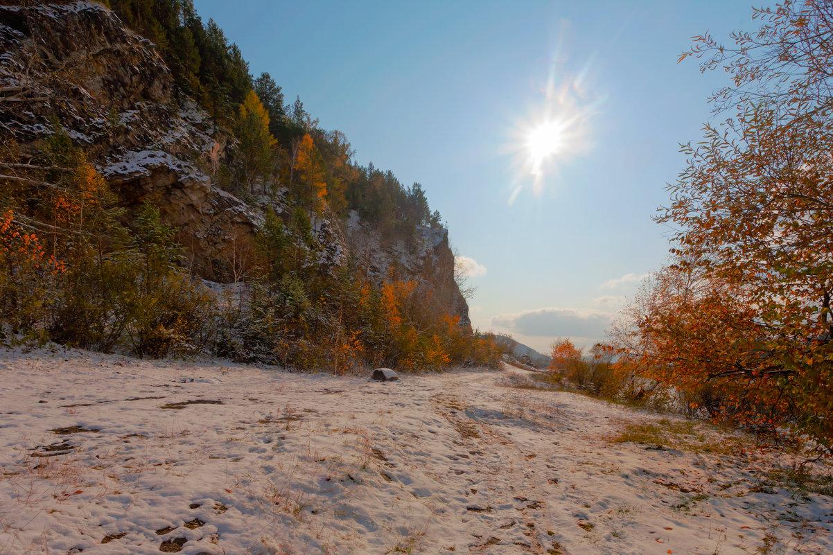 Осенний снег - Анатолий Иргл