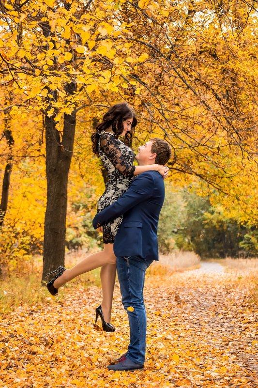 Осенняя романтика - Евгения Мартынова