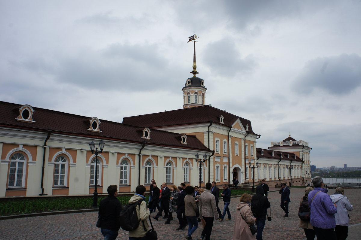Главный корпус Пушечного двора Казанского кремля - Елена Павлова (Смолова)