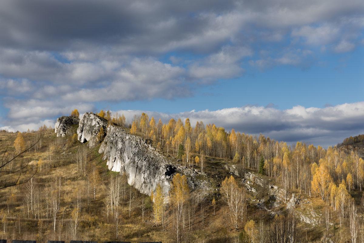 Поздняя осень - Анатолий