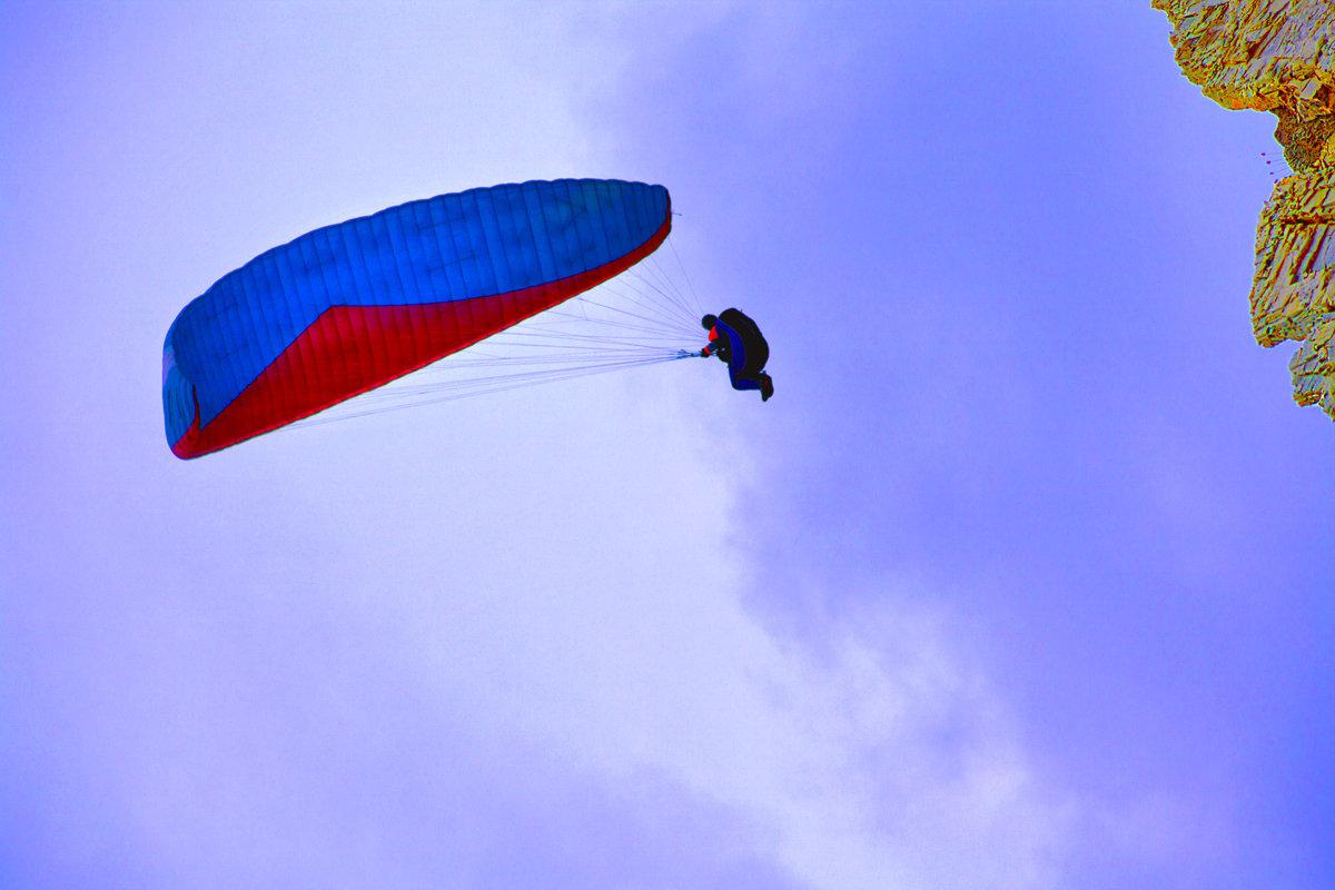 Полёты у Золотых Скал - Константин Николаенко