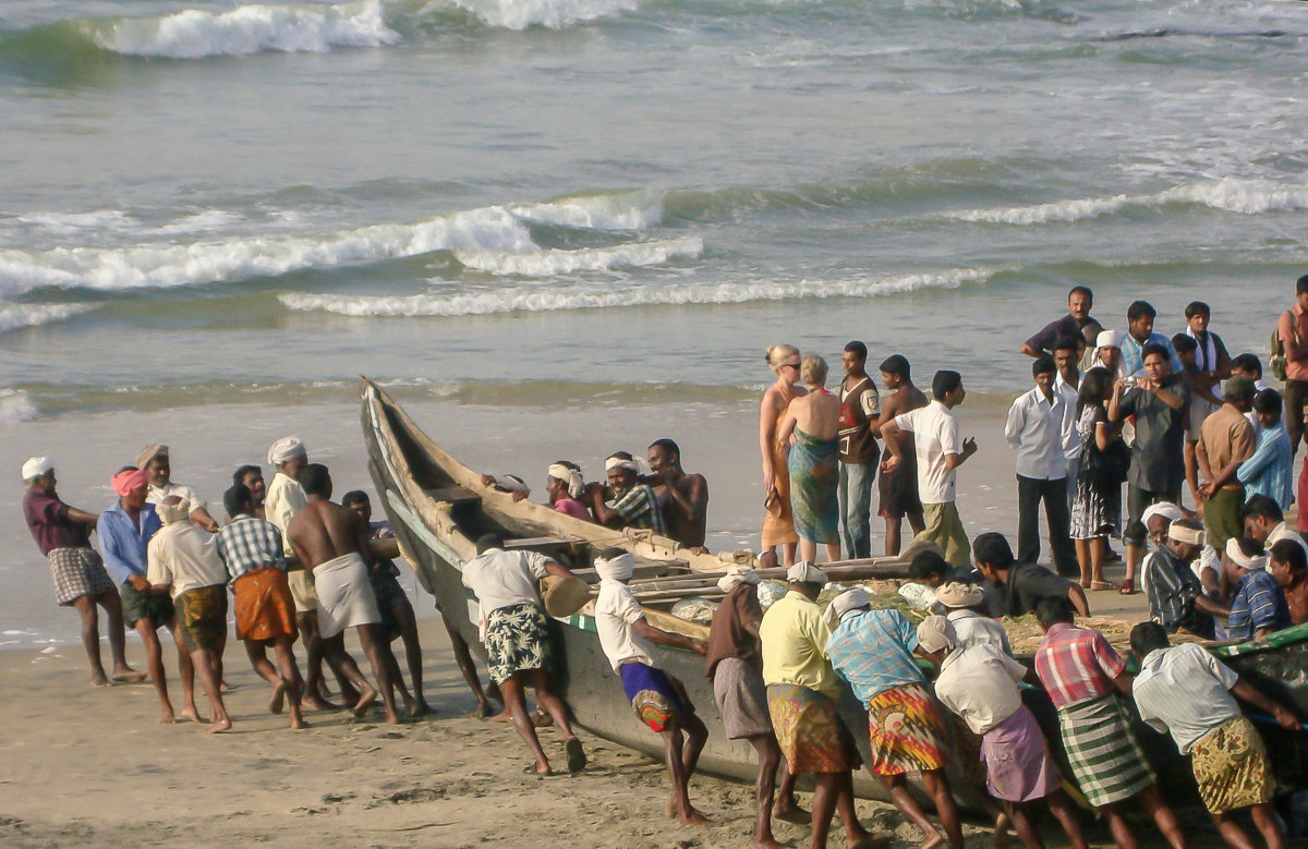Рыбаки из Ковалама - Elen Dol