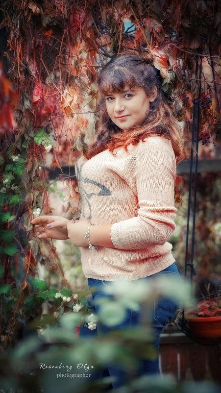 Оксана - Olga Rosenberg
