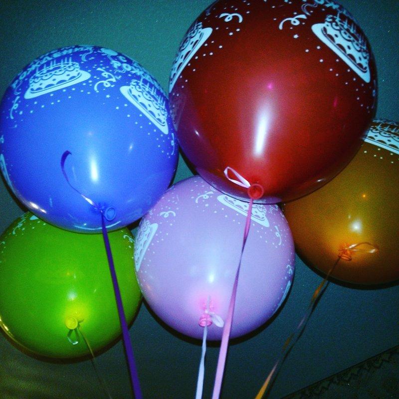 Baloons - Василиса