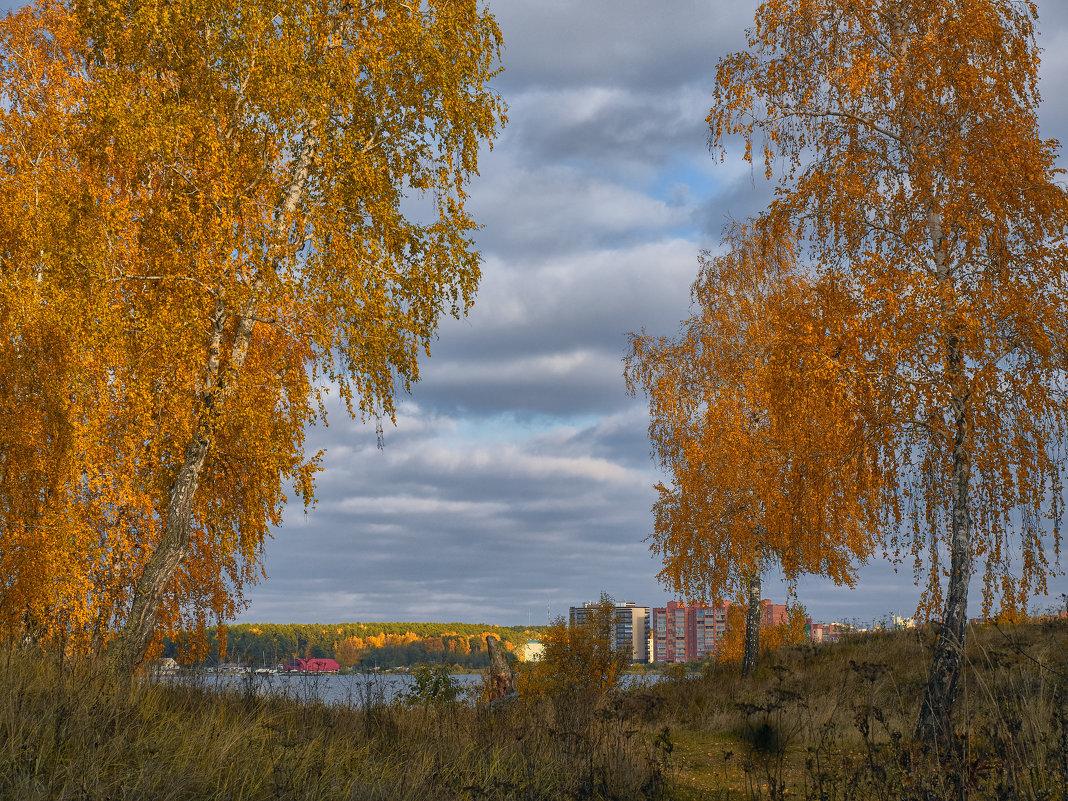 Осенью... - Сергей Адигамов