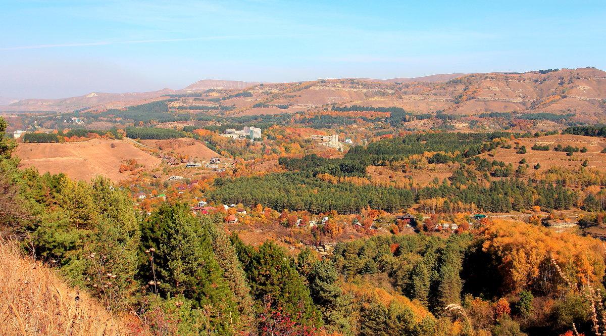 Осень в Кисловодске - Vladimir 070549