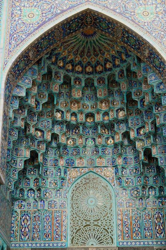 Питерская мечеть - Ирина Шурлапова