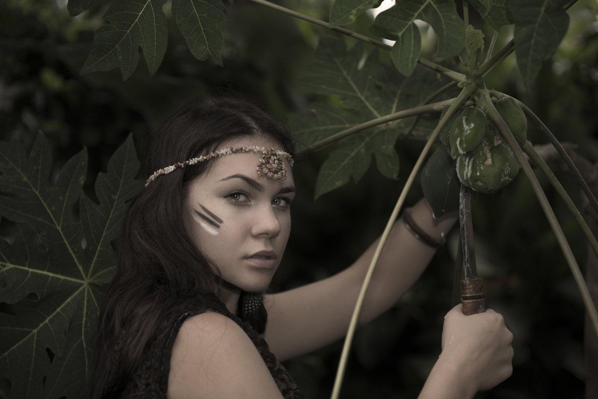 Амазонка - Марина Мудрова