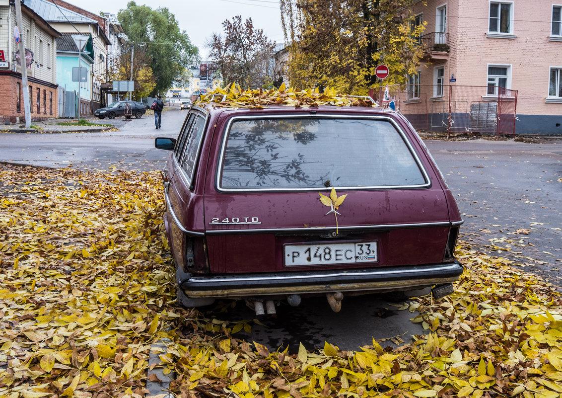 Мерседес ...бенц....))) - Андрей Зайцев