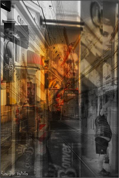 мечта женщины и города - Jiří Valiska