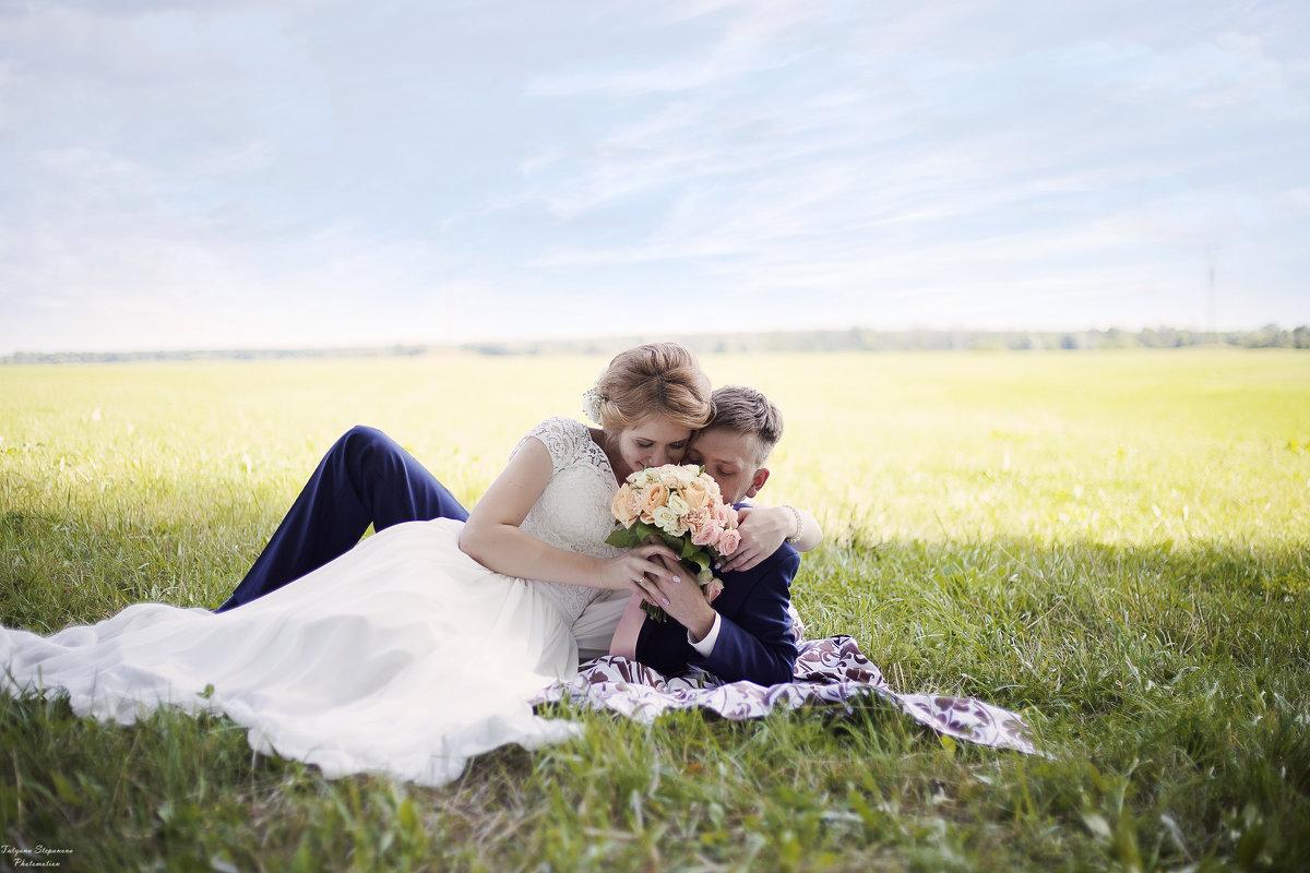свадьба - Татьяна Степанова