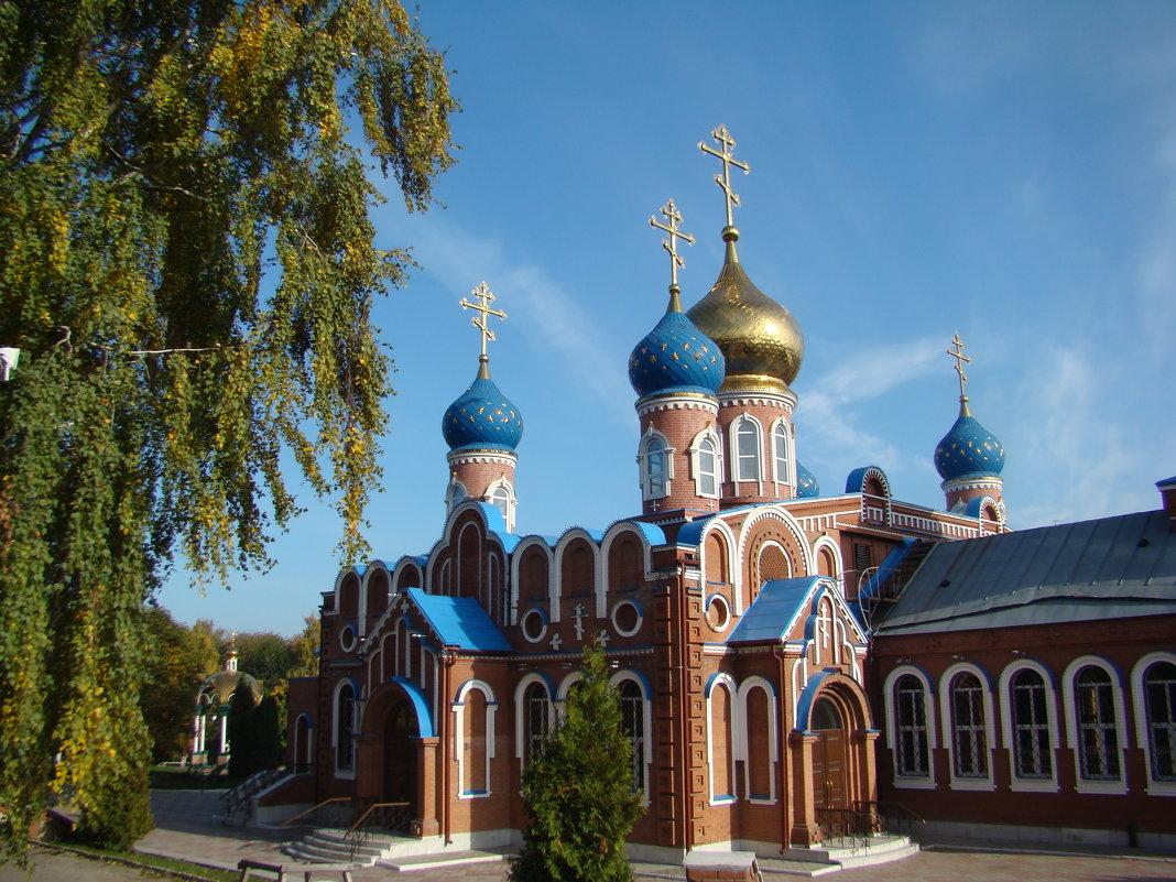 Свято-Воскресенский мужской монастырь - марина ковшова