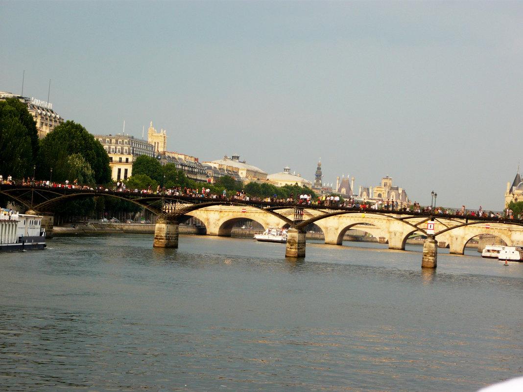 Париж. Мосты - Надежда