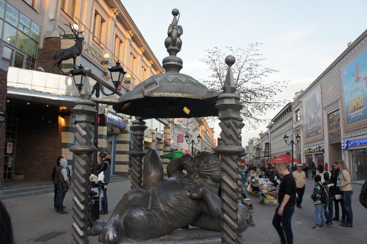 Памятник Коту Казанскому - Елена Павлова (Смолова)