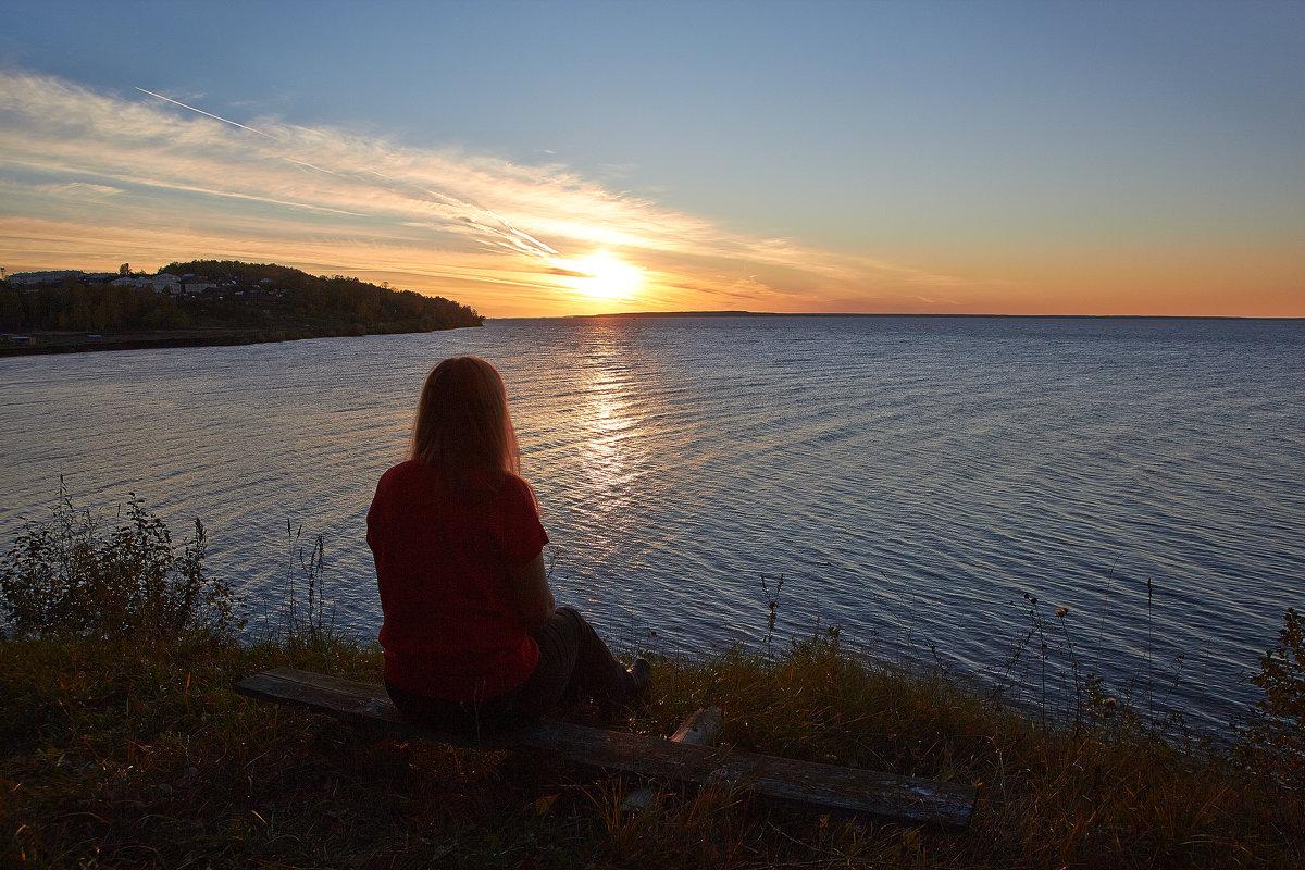 наблюдая закат - Седа Ковтун