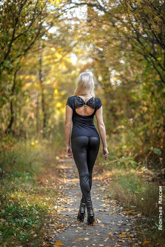 Осень и ... - Максим Леонтьев