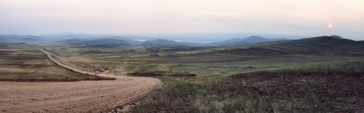 панорама.Ольхон - сергей агаев