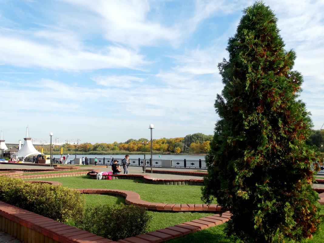 Октябрьский пейзаж... - Тамара (st.tamara)