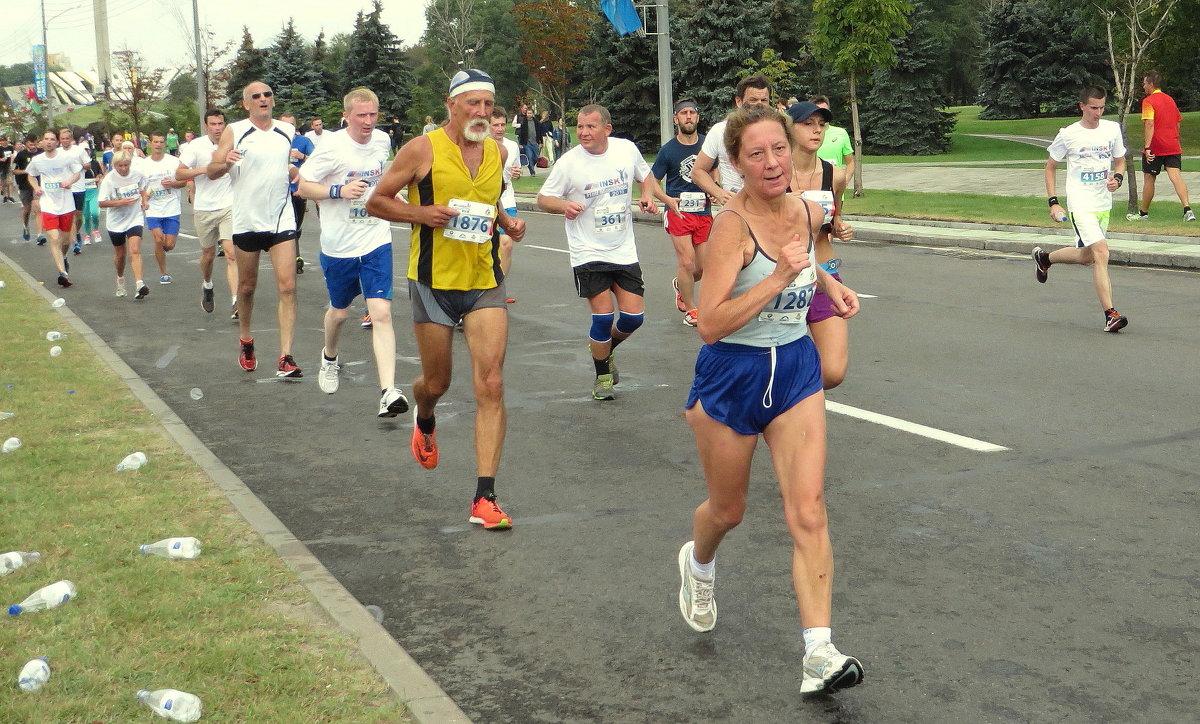 Скоро финиш, ура даме!! - Ирина Олехнович